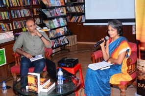 Book discussion with author Mahesh Rao