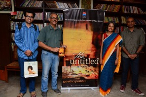 Launch of 'The Untitled' at Attagalata, Bangalore. October 2016