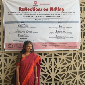 Reflecting on Writing at Ashoka University, Sonepat